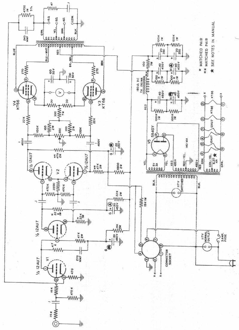 sds labs schematics archive heathkit w5m